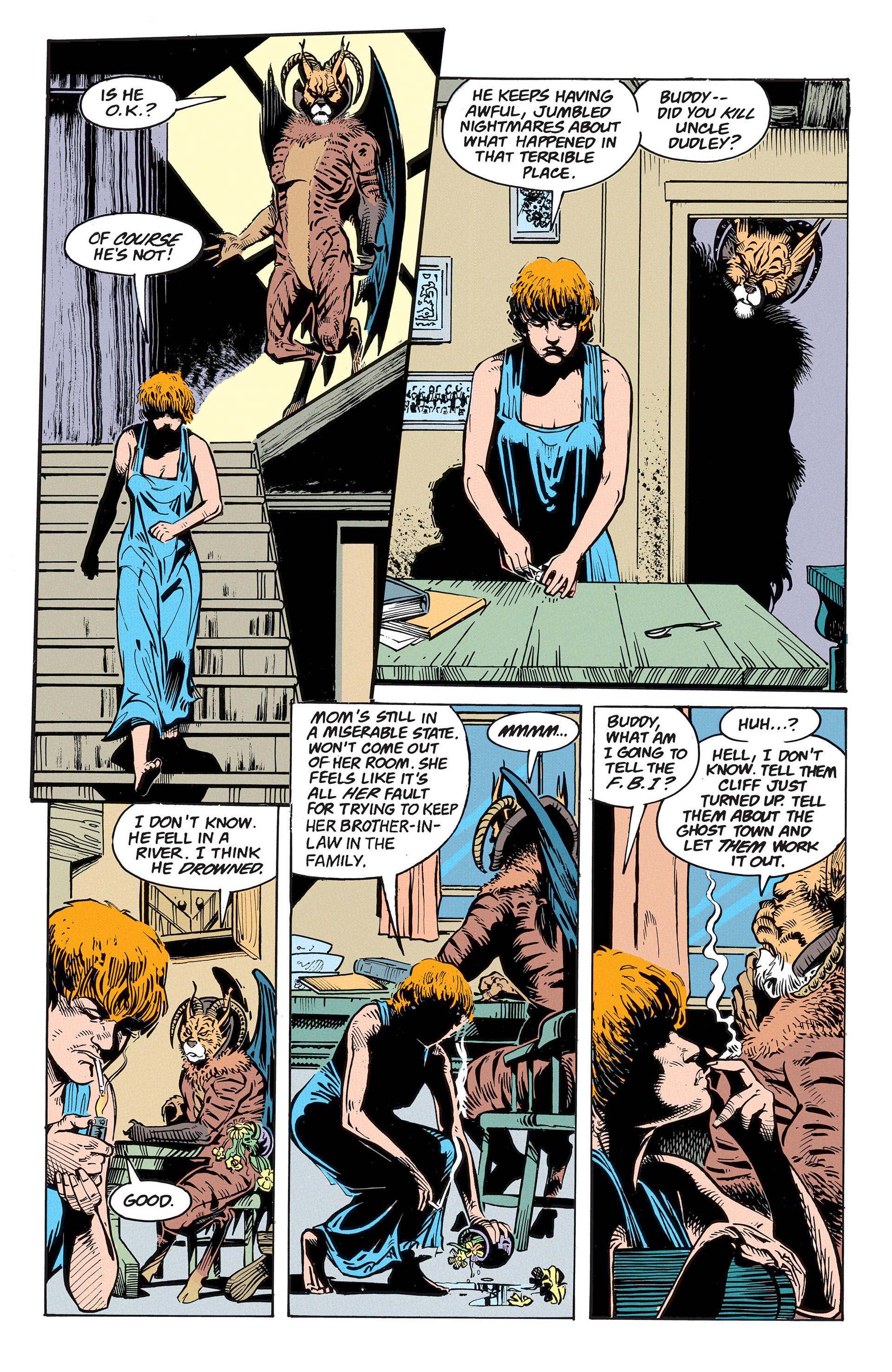 Read online Animal Man (1988) comic -  Issue #56 - 30