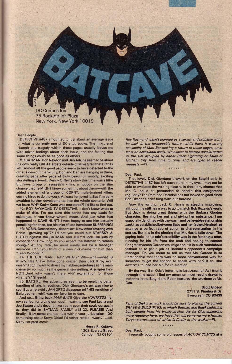Detective Comics (1937) 491 Page 53