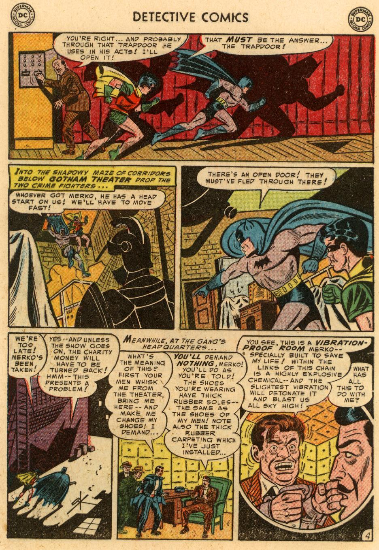 Read online Detective Comics (1937) comic -  Issue #207 - 5