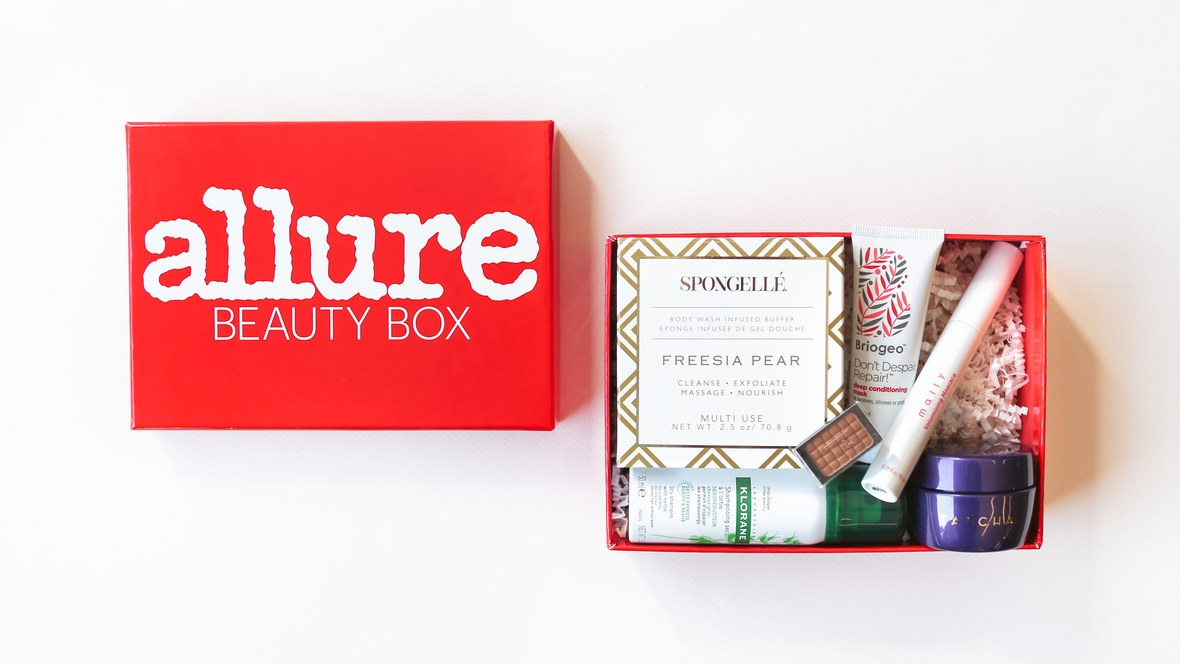 Review: Allure Beauty Box October Edition #AllureBeautyBox