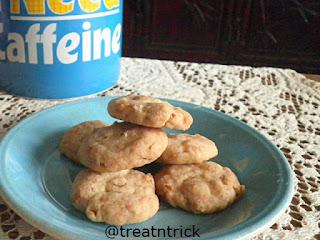 Cornflakes Cookies Recipe @ treatntrick.blogspot.com