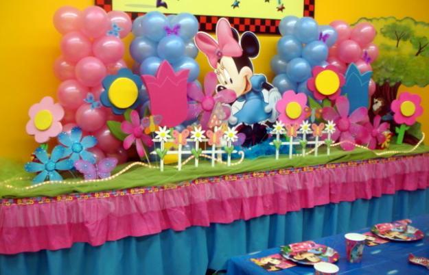 Decoraciones para fiestas infantiles planeaciones gratis for Decoracion hogares infantiles