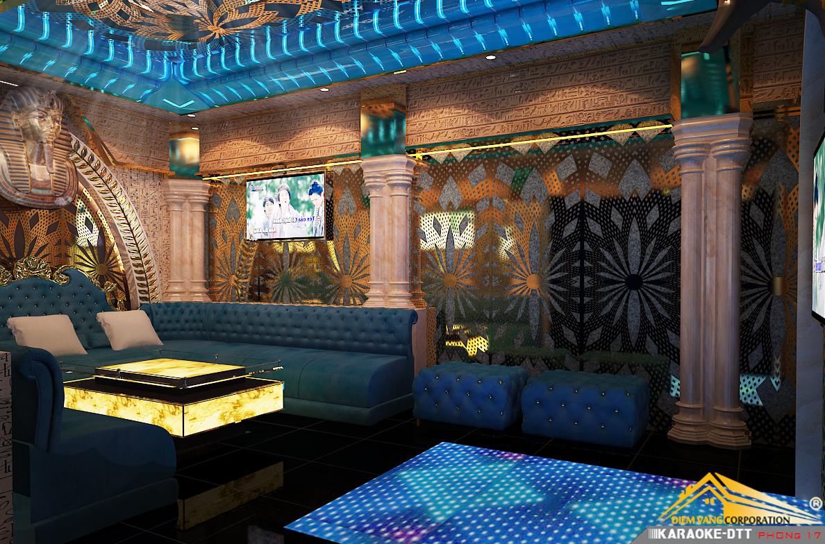 Thiết kế phòng karaoke 3D Ảnh Full chất lượng cao 52