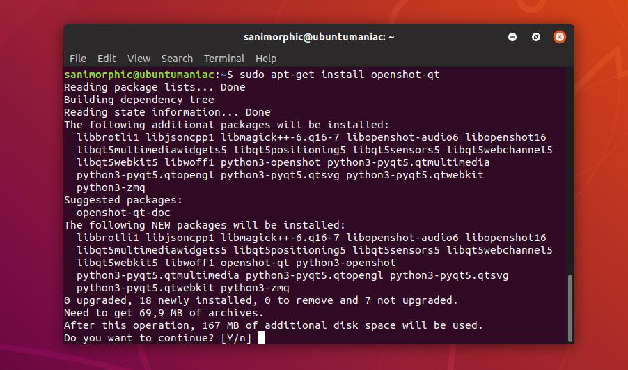 OpenShot Video Editor 2 4 3 Released, Install on Ubuntu