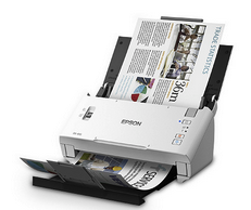 Epson DS-410 Scanner driver download free and review