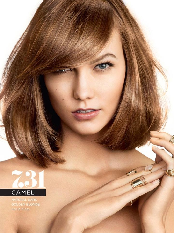 Karlie Kloss Poses For Her First L Oreal Paris Prodigy