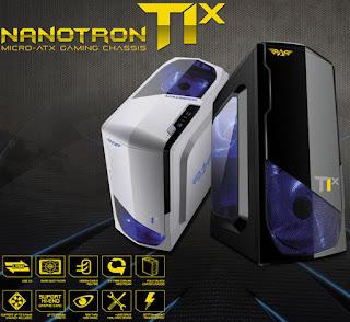 Armageddon Nanotron T1x Case PC