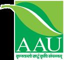 AAU Recruitment for SRF Post 2018