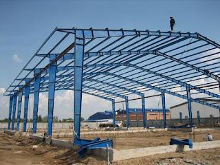Xây dựng nhà xưởng vĩnh cửu đồng nai
