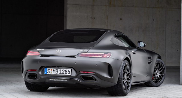 2018-2019 Mercedes-AMG GT C Coupe Price