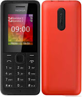 Harga HP Nokia 107 Dual Sim