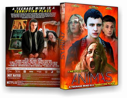 CAPA DVD – Animas – ISO