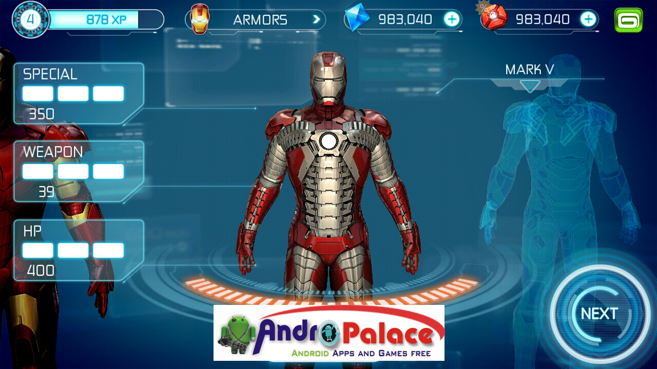 download iron man 3 official game mod apk
