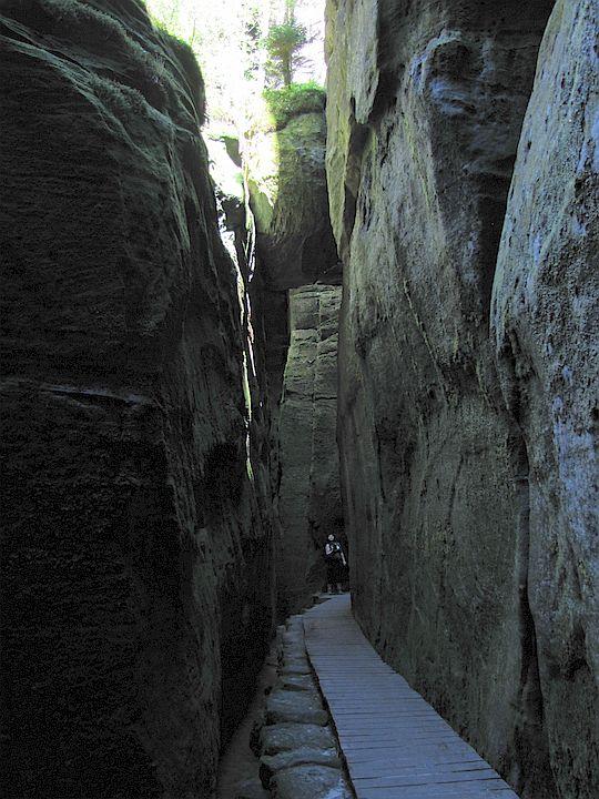 Diaboliczny korytarz... dokąd nas doprowadzi?
