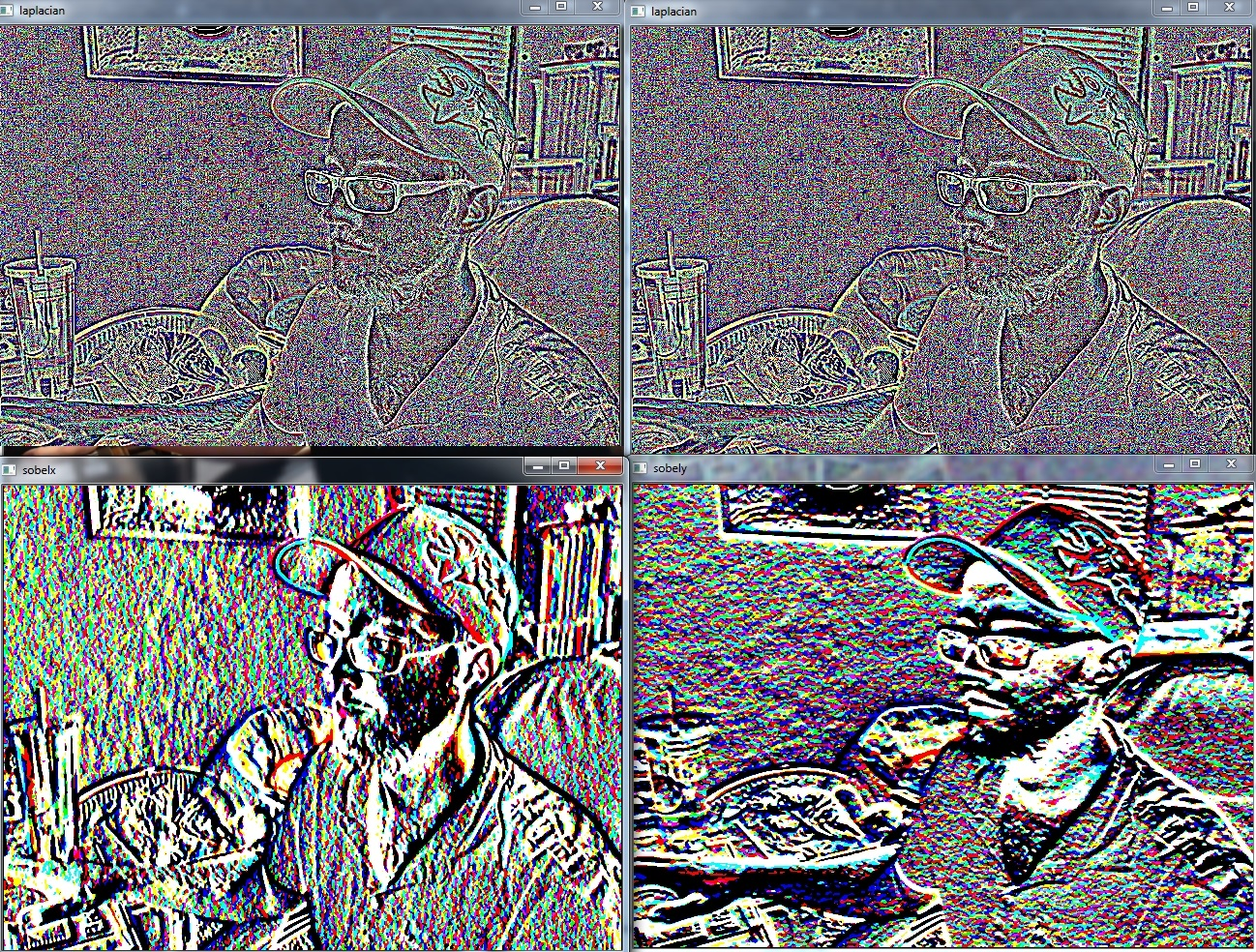 Canny Edge Detection and Gradients OpenCV Python Tutorial