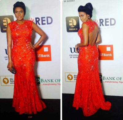 Linda Ikeji, Chika Ike, Daniel K., Makinwa, Ojo Wole and Others on a Daze at 2016 Future Award [photos] | GISTMERIT ENTERTAINMENT