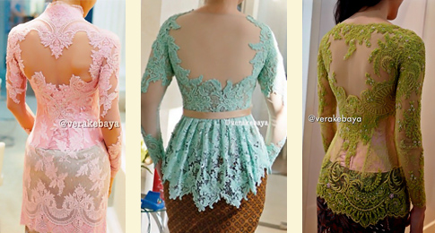 16 Model Kebaya Vera Terbaru 20162017 9 Engaging Clothing Photos