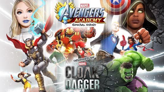 MARVEL Avengers Academy Mod Apk Android