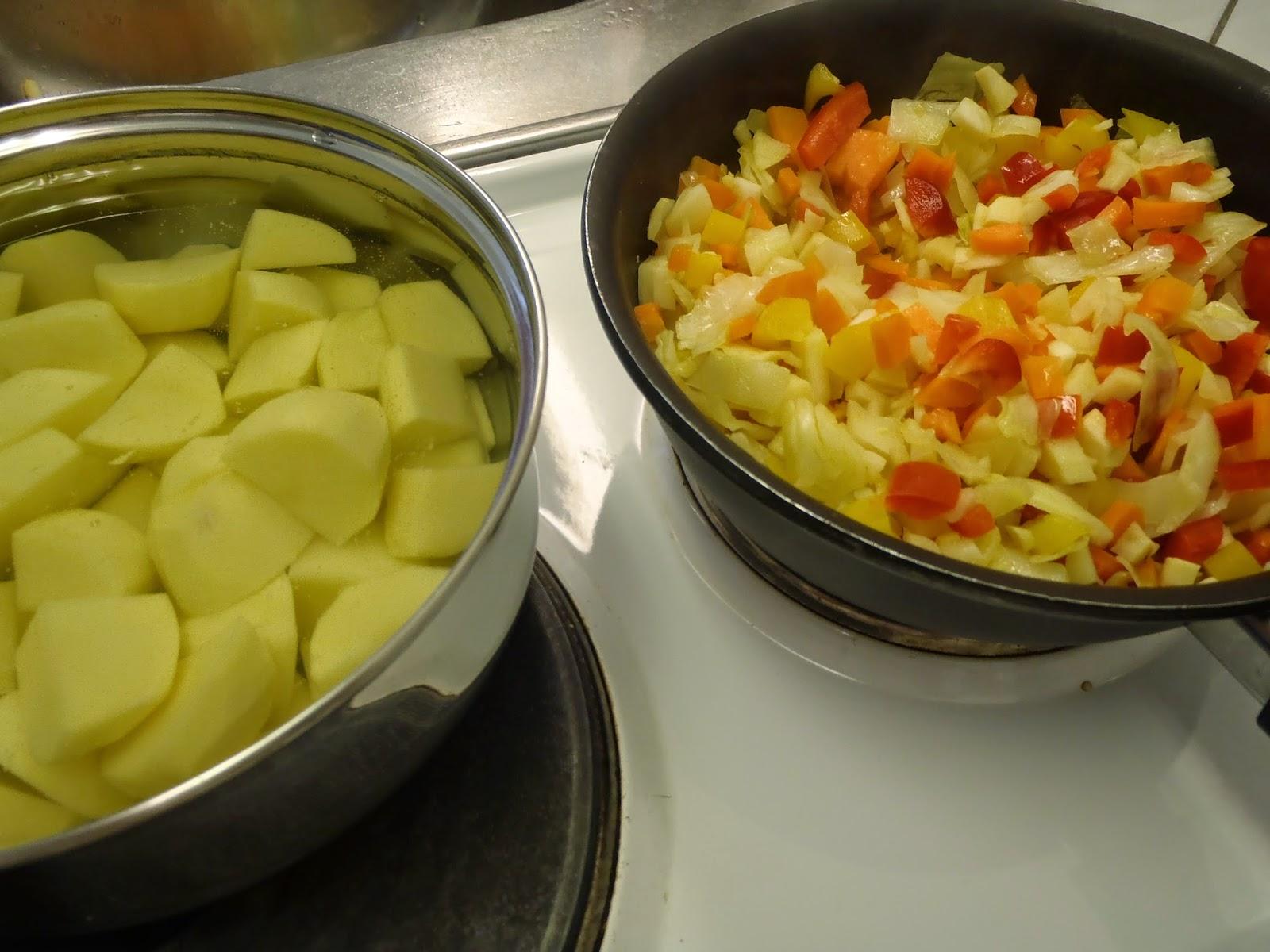 Gi grönsaker