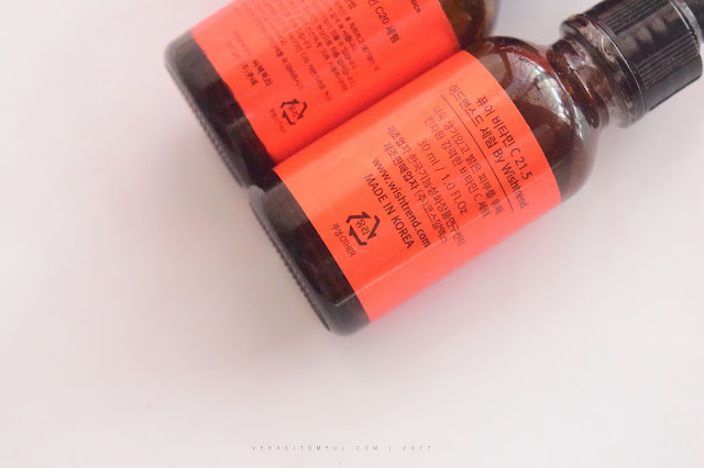 By Wishtrend C21.5 Vitamin C Advanced Serum