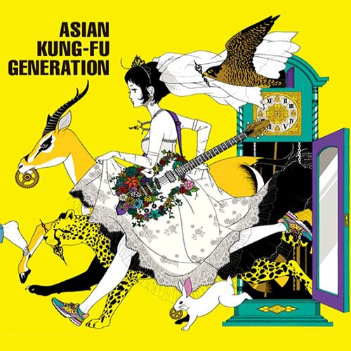 Asian kung fu generation angou