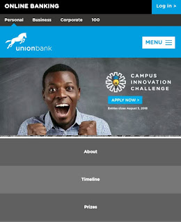 Campus Innovation Challenge by Union Bank