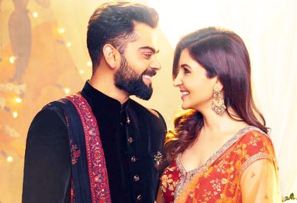Anushka Sharma and Virat Kohli (Marriage)