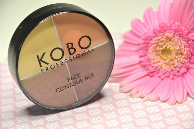 Kobo Face Contour Mix - pierwsze wrażenie i makijaż.