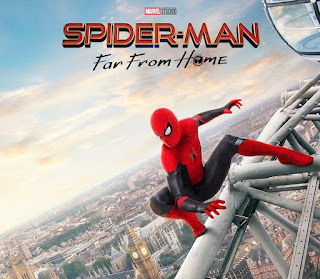 Spider man far from home marvel movie