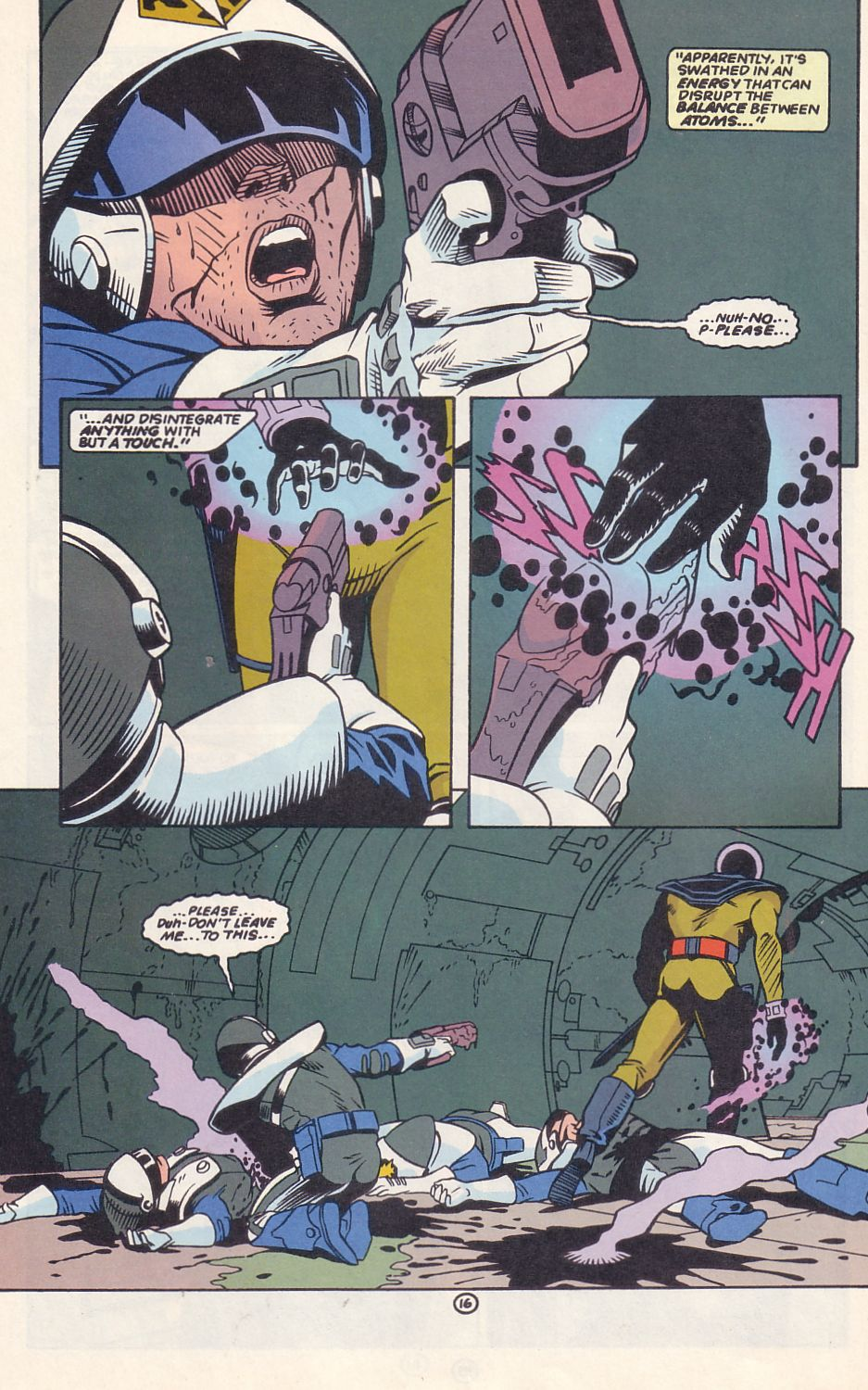 Legion of Super-Heroes (1989) 63 Page 16