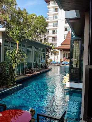 Staying at the Royal Thai Pavilion Boutique Resort in Jomtien - Thailand