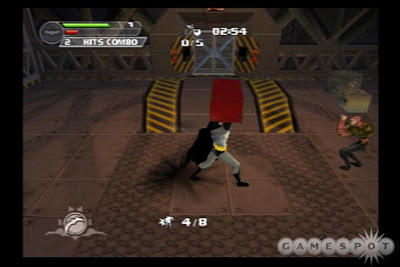 Batman: Rise of Sin Tzu (PS2) 2005