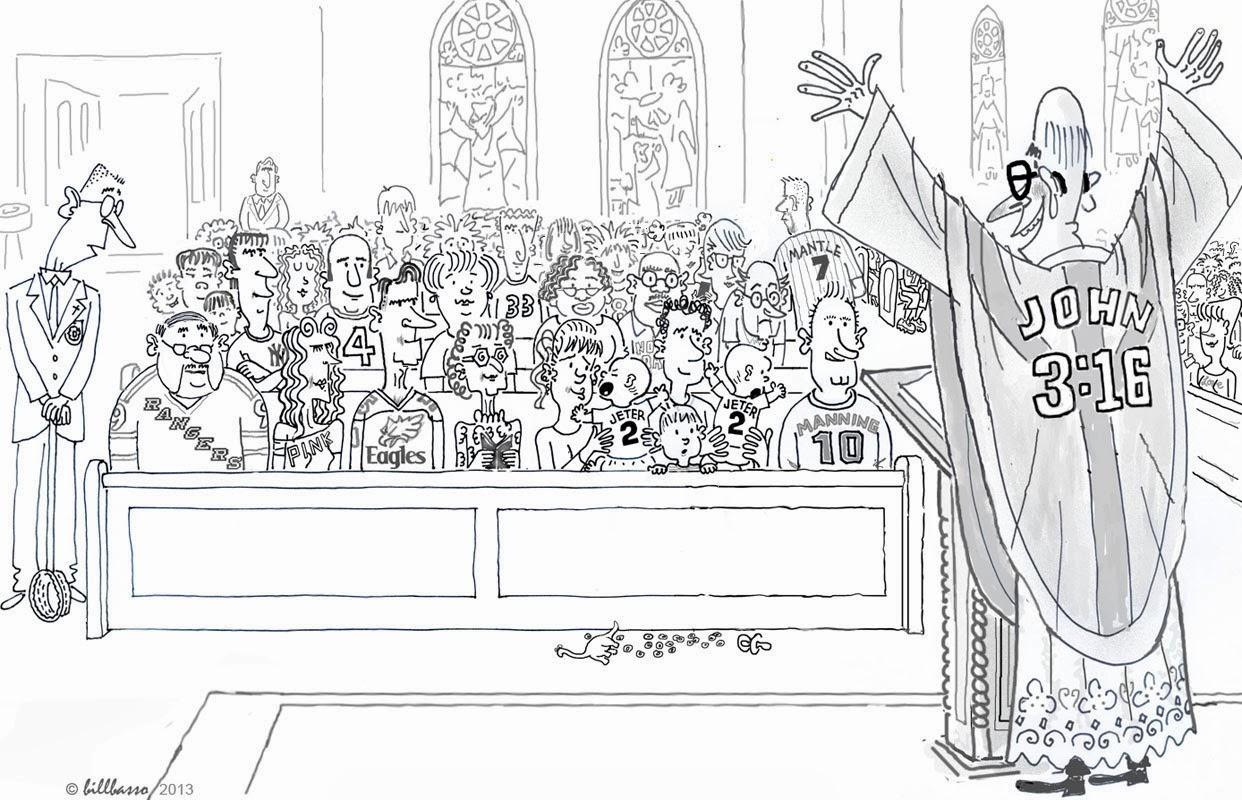 Flatfiles Bill Basso Illustrator Cartoonist