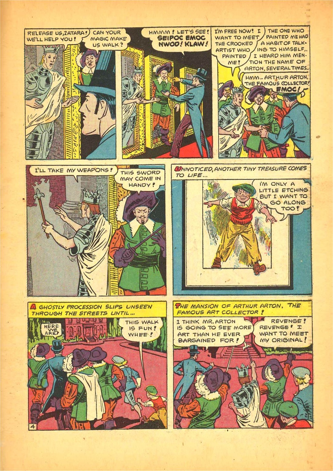 Read online Action Comics (1938) comic -  Issue #68 - 52