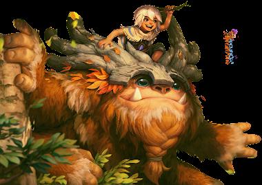 render Sasquatch Nunu Update
