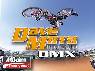 LINK DOWNLOAD GAMES DAVE MIRRA FREESTYLE BMX CLUBBIT