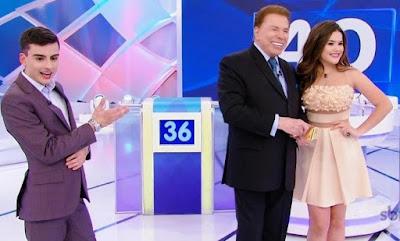 SBT é processado por polêmica com Maisa Silva e Dudu Camargo