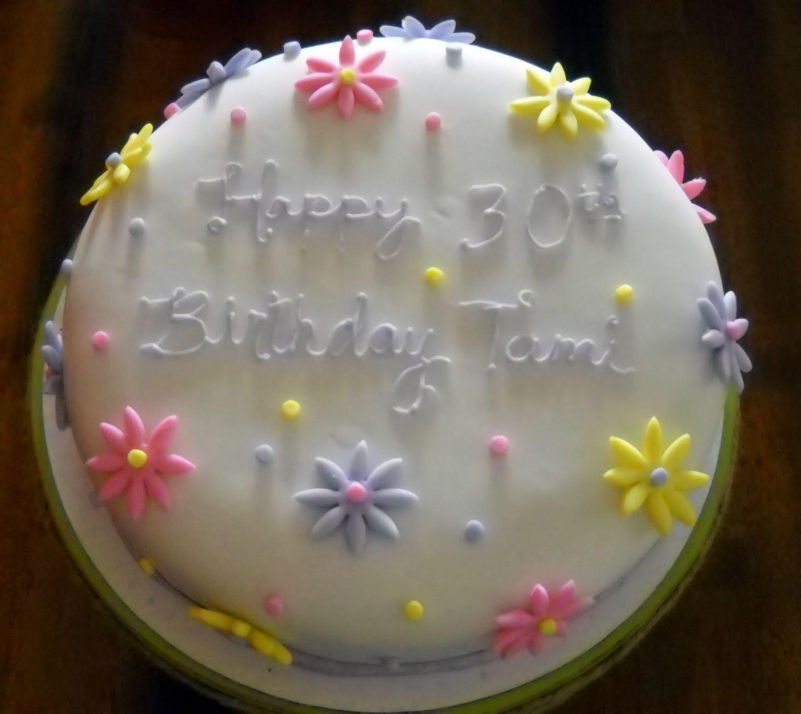 Crae's Creations: Sunflower Cupcake & Spring Birthday Cake
