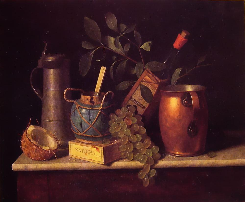 William Michael Harnett