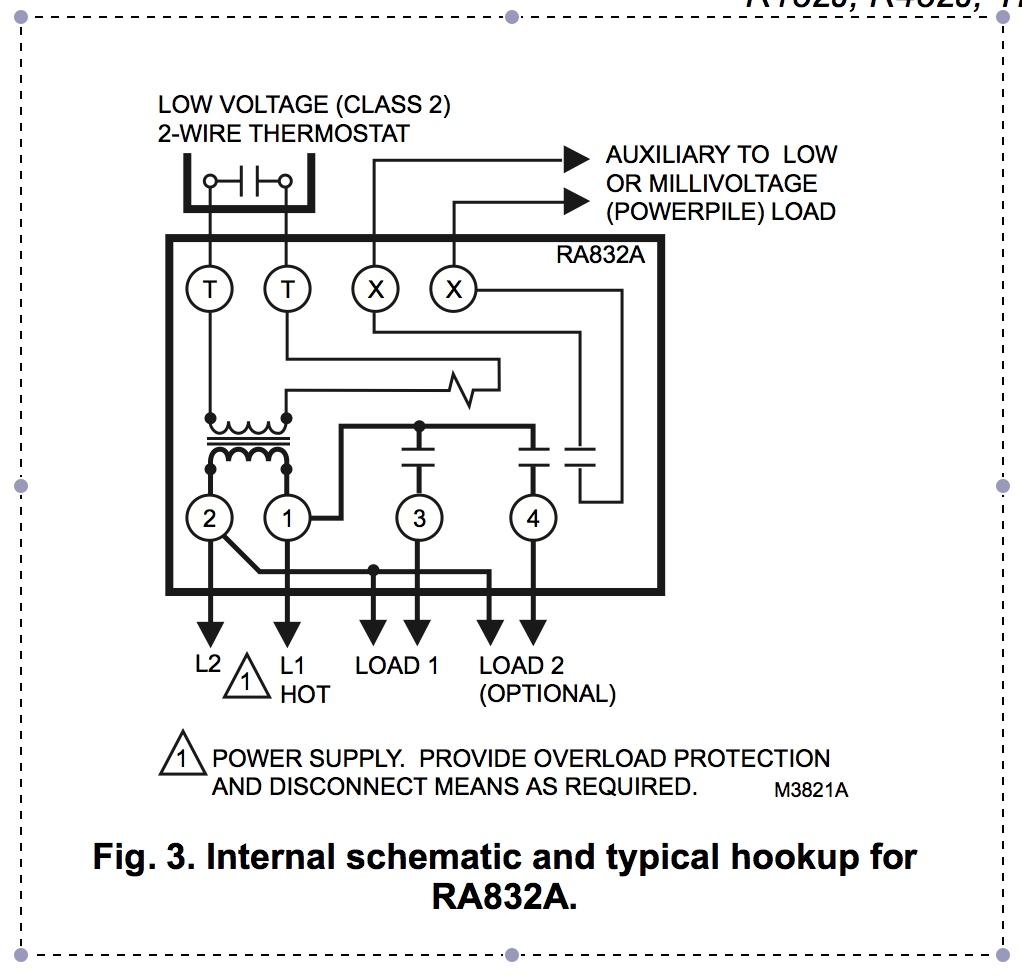 medium resolution of honeywell ra832a relay wiring diagram wiring diagramhoneywell ra832a wiring diagram tools wiring diagramhoneywell ra832a wiring diagram