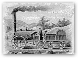 Penemuan teknik modern menjadikan revolusi industri terjadi melalui tiga tingkatan