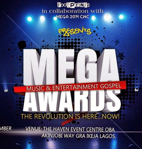 mega gospel awards