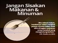 Doa Sebelum Makan Dan Sesudah Makan