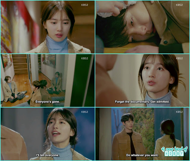 No Eul wanted to help but Joon Young kick her out  - Uncontrollably Fond - Episode 16 Review