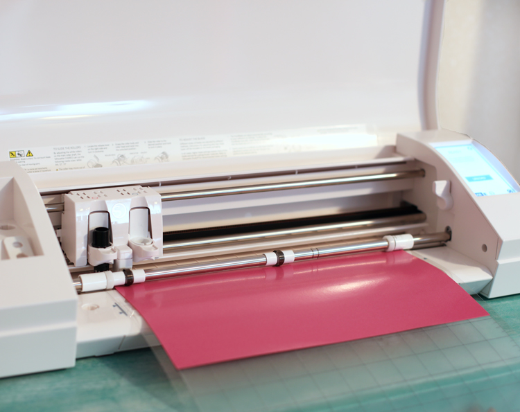 How to Cut Heat Transfer Vinyl