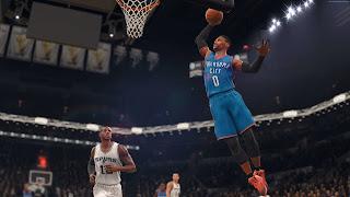 NBA Live 18 Wallpaper