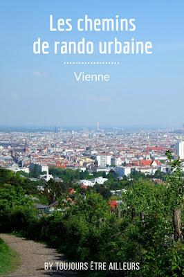 Découverte des chemins de randonnée urbaine de Vienne, les Stadtwanderwege, des sentiers nature en pleine ville : vignes, forêt, panoramas... #Vienna #Wien #outdoor #hiking