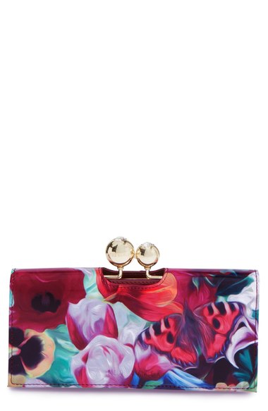 http://shop.nordstrom.com/s/ted-baker-london-floral-swirl-bobble-matinee-wallet/4277423?origin=category-personalizedsort&fashioncolor=FUCHSIA