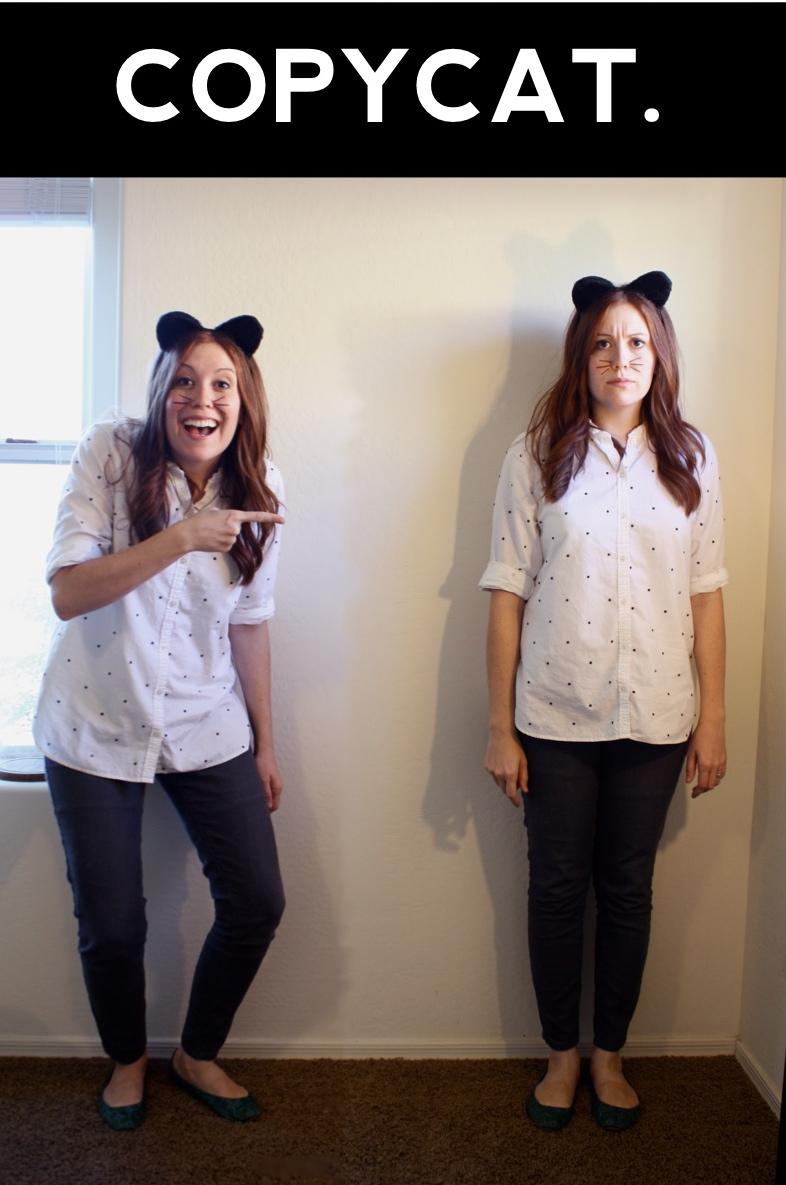 Jenny B A Useful List Of Quot Last Minute Cat Puns Halloween