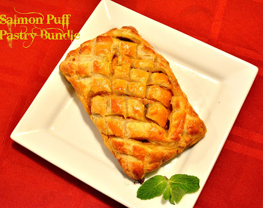 Salmon Puff Pastry Bundle